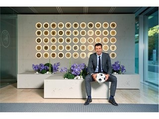Luís Figo joins UEFA as Football Advisor 20