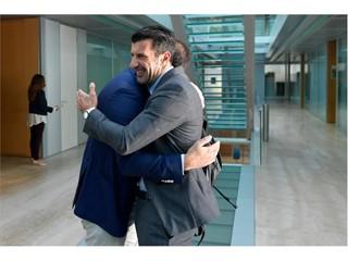 Luís Figo joins UEFA as Football Advisor 2