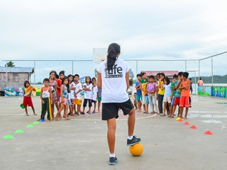 Football for life-Champions academy