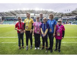 UEFA Foundation at Super Cup 2018