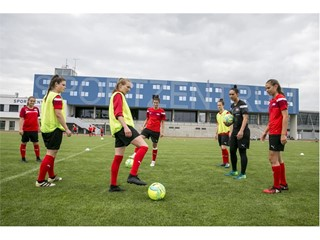National Centre for Women's Football Austria - co-funded by UEFA (8)