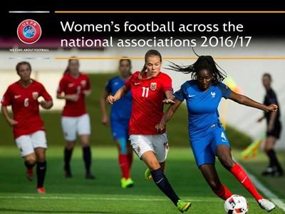 REPORT: Women's football in 2016/17