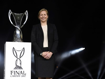 Jayne Ludlow on the Women's Champions League final
