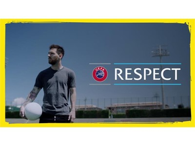 Pre-Alert - UEFA set to unveil new #EqualGame adverts featuring elite and amateur players