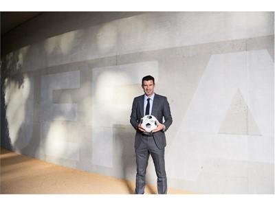 Luís Figo joins UEFA as Football Advisor 17