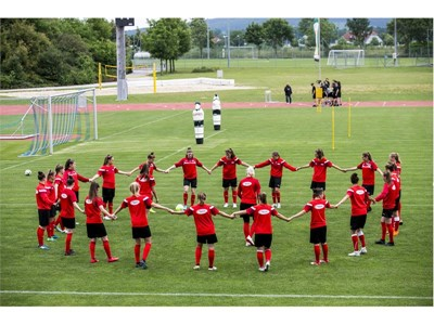 National Centre for Women's Football Austria - co-funded by UEFA (3)