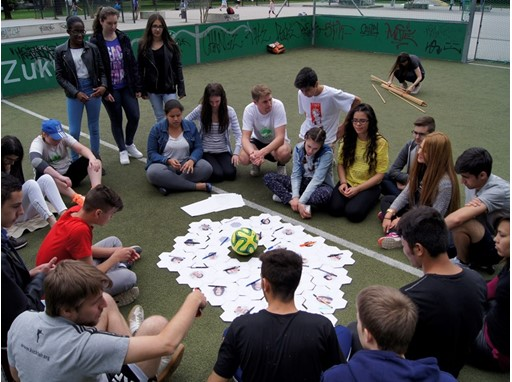 KICKFAIR – Fostering inclusion through football