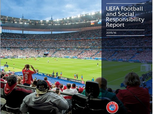 (English - PDF) Download the full Football and Social Responsibility report