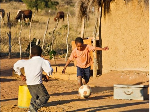 New Projects Funded by the UEFA Foundation for Children