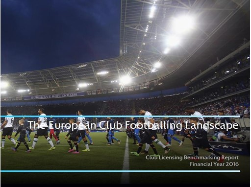 Download the full UEFA's ECFL report (PDF)