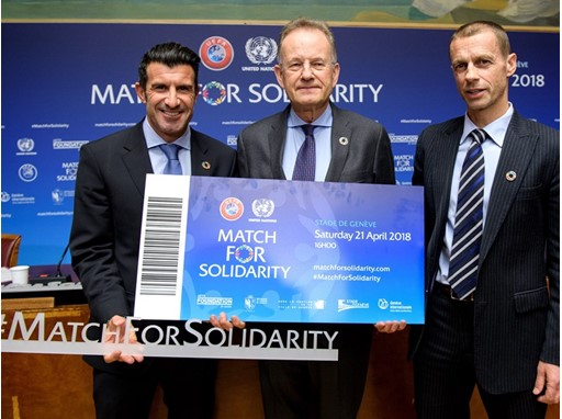 UEFA - Match for Solidarity