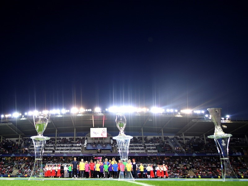 UEFA Foundation at Super Cup 2018