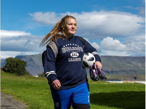 UEFA Equal Game - Iceland - Hannah - 1