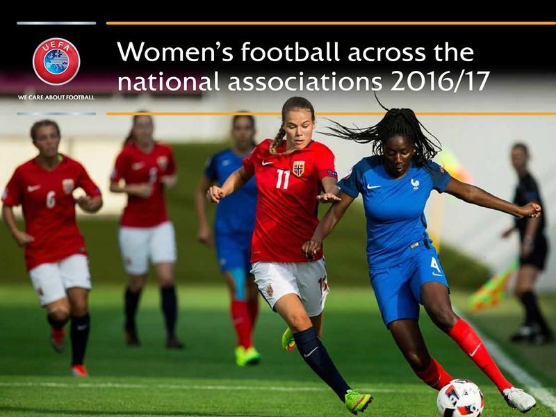 <b>UEFA</b> Newsroom : <b>REPORT</b>: Women's football in 2016/17