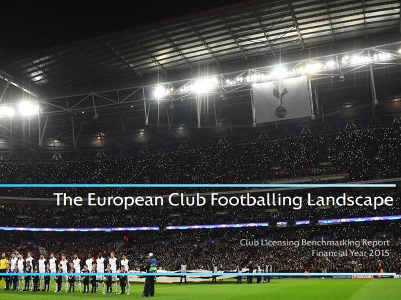 UEFA Newsroom : UEFA club licensing benchmarking <b>report</b>