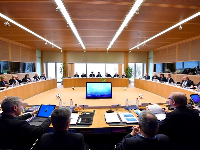 UEFA Newsroom : UEFA <b>Executive Committee</b> endorses reform ...