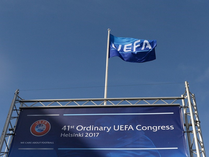 UEFA Newsroom : Helsinki welcomes <b>UEFA Congress</b>