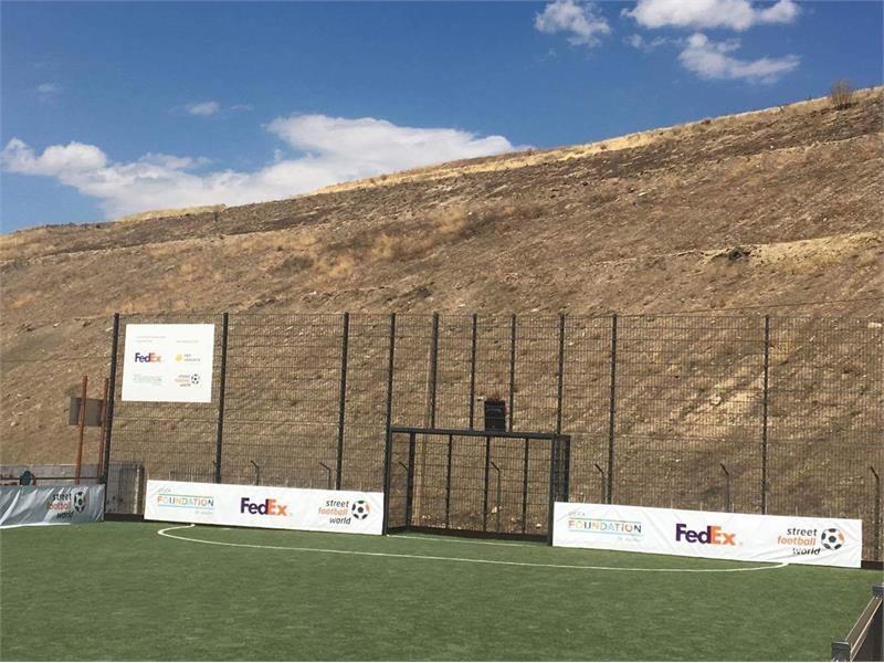 UEFA Newsroom : <b>UEFA Foundation for Children</b> and Fedex Return ...