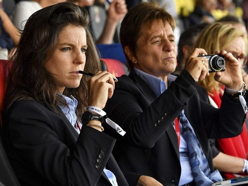 <b>UEFA</b> Newsroom : <b>Technical observers at UEFA</b> Women's EURO 2017