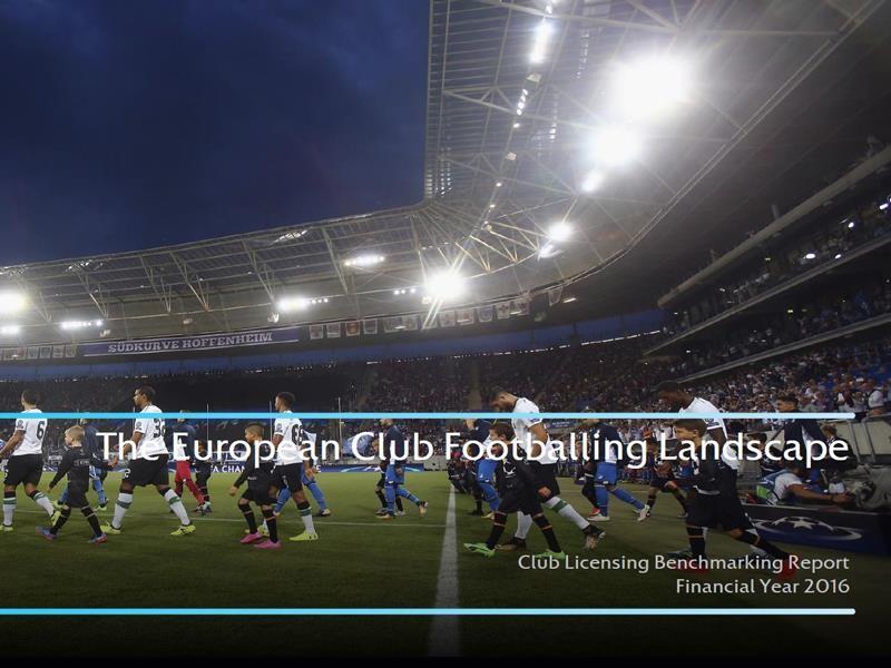 UEFA Newsroom : UEFA <b>report</b> shows football's financial upswing