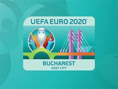 Bucharest reveals UEFA EURO 2020 host city logo