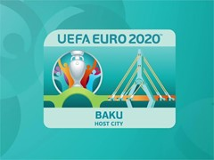 Baku reveals UEFA EURO 2020 host city logo