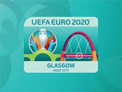 Glasgow unveils EURO 2020 host city logo