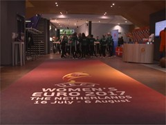 UEFA Women's EURO 2017 Preparatory Workshop for Referees and Assistant Referees