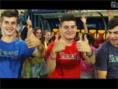 2017 UEFA Super Cup : Dream come true for hearing impaired youngsters