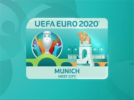 Bavarian pride at Munich's EURO 2020 logo launch