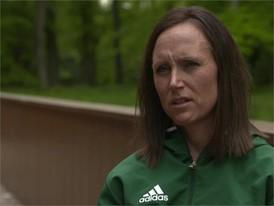 Pernilla Larsson, Referee, Sweden - 2