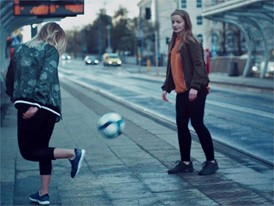 UEFA launches Together #WePlayStrong to inspire more girls to play football