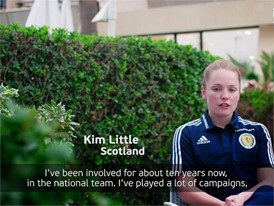 Kim Little - Scotland