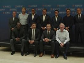 UEFA Coaching Ambassador Sir Alex Ferguson on the importance of the Elite Coaches Forum