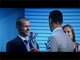 One Year as UEFA President