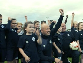 2017 UEFA Grassroots Awards 2017 NIRE NO WM