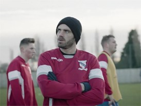 UEFA Equal Game - England - Liam - without subtitles and watermark