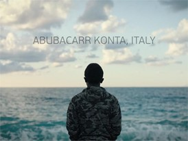 UEFA Equal Game - Italy  Abubacarr EN Subtitles