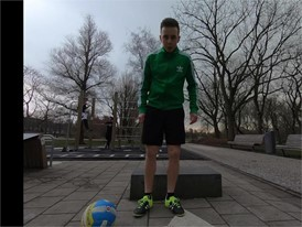 Around the world challenge - Morethanfootball Action Weeks