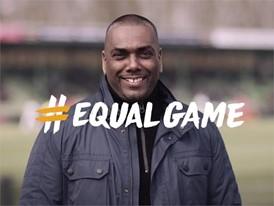 UEFA Equal Game - Netherlands - Jules