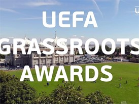 Grassroots Awards 2018 England