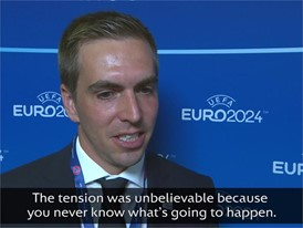Interview with Philipp Lahm In German