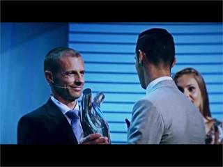 UEFA President reflects on a rewarding year of progress