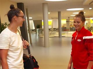 National Centre Women's Football Austria - German audio