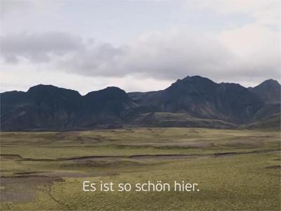 DE -UEFA Equal Game - Iceland - Hannah