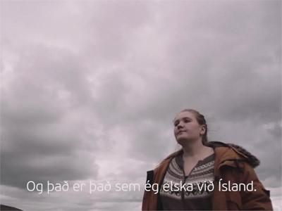 Icelandic - UEFA Equal Game - Iceland - Hannah