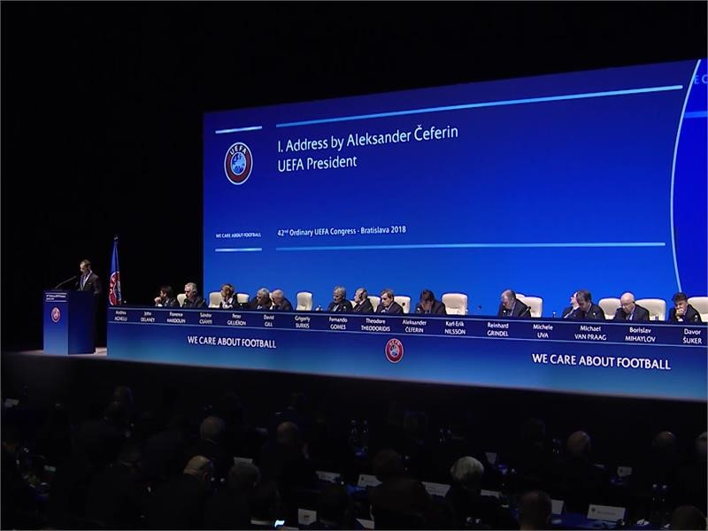 <b>UEFA</b> Newsroom : Record €775.5m for <b>UEFA</b> member associations ...