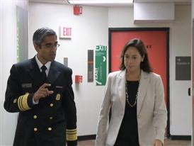 Surgeon General Dr. Vivek H. Murthy