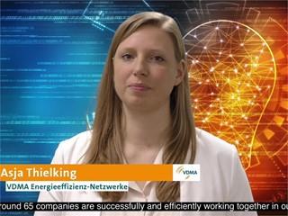 Energy efficiency networks in VDMA