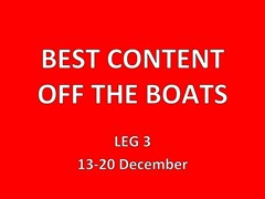 Best of boatfeeds 13-20 Dec